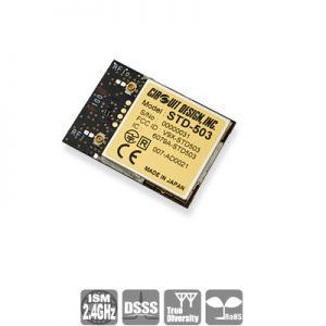 Low-Power Funkmodul STD-503 von Circuit Design