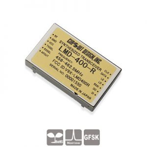 Low-Power Funkmodul LMD-400-R von Circuit Design