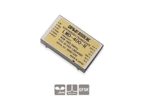 Low-Power Funkmodul LMD-400-R von Circuit Design