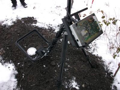 RFID-basierte Ortungstechnologie zum Einsatz im Wald